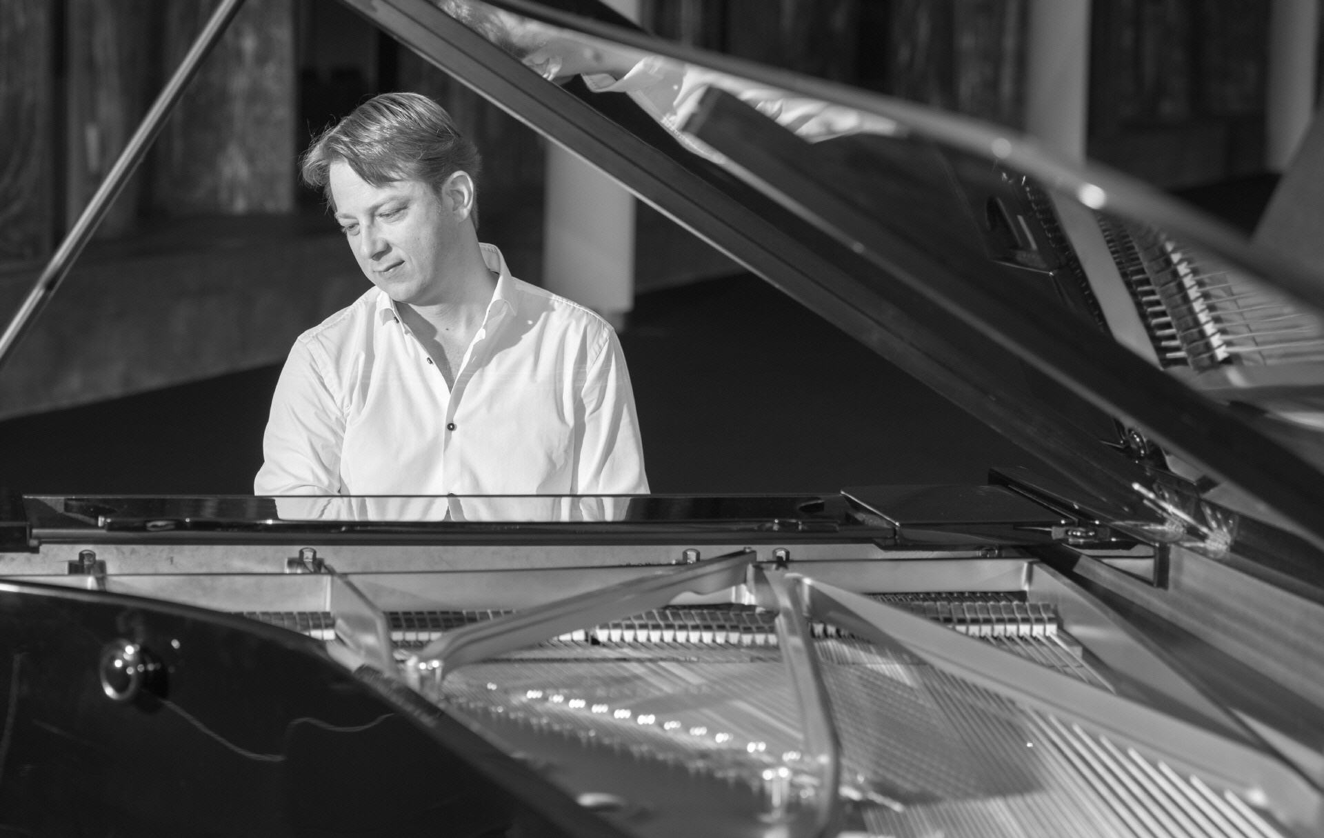 Pianist in Holzwickede: Alexander Hoell